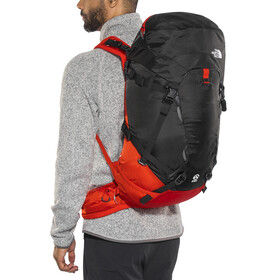 The North Face Phantom 38 Backpack Fiery Red/TNF Black